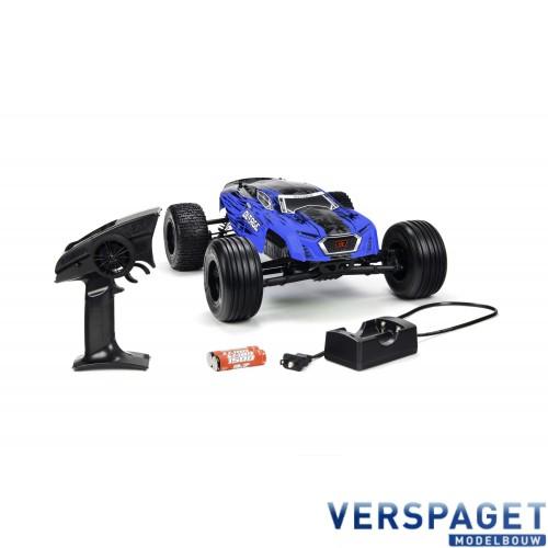 Fazon Voltage Truggy Blauw/Zwart RTR AR102664