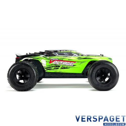 Fazon Voltage Truggy Groen/Zwart RTR AR102675