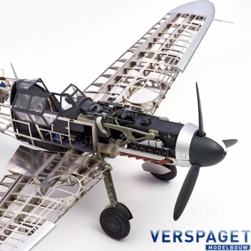 Messerschmitt Bf109G Aircraft 1/16 -20356