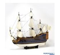 SOLEIL ROYAL houten scheepsmodel 1:72 -22904
