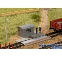 Wagon weegbrug, N - 14487