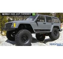 SCX 10 II 2000 Jeep Cherokee  Off-Road Performance RTR -AX90047