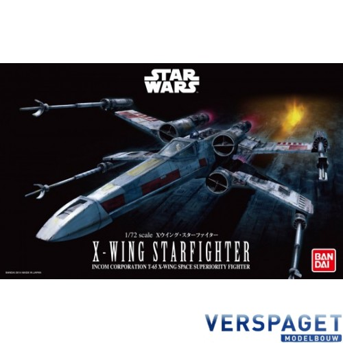 Star Wars X-Wing Starfighter  -01200