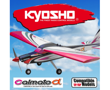 Kyosho Calmato Purple