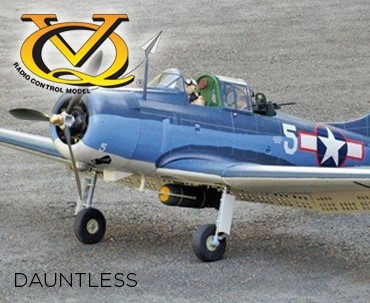 VQ Models - Douglas SBD Dauntless / 2050mm -C8212