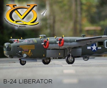 VQ Models - B-24 Liberator / 2800 mm