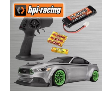 HPI Forde Mustang RTR