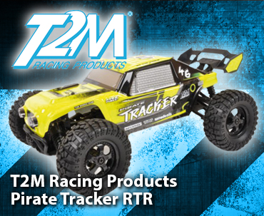 T2m Pirate Tracker