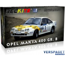 Opel Manta 400 GR. B  -BEL008