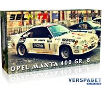 Opel Manta 400 GR. B  -BEL009