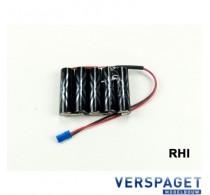 Ontvanger Accu Black Eneloop 6Volt 2500 Mah -950170