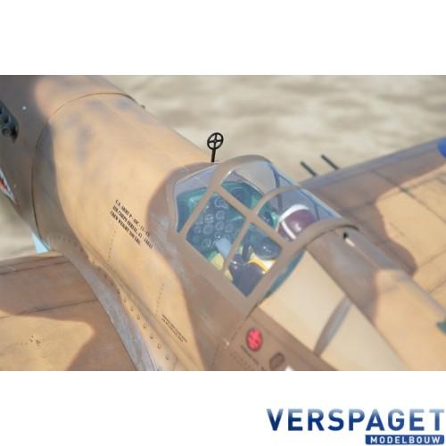 P-40C Tomahawk 2276mm Spanwijdte -C4951