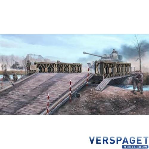 Bailey Bridge Type M2 WWII Allied -35012