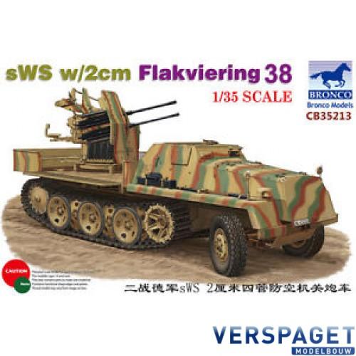 SWS W/2cm Flakviering 38 -CB35213