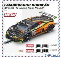 Lamborghini Huracan GT3 Orange1 FFF Racing Nr.563 Digital -30914