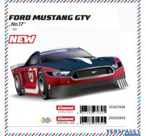 Ford Mustang GTY Nr. 17 Digital -30939
