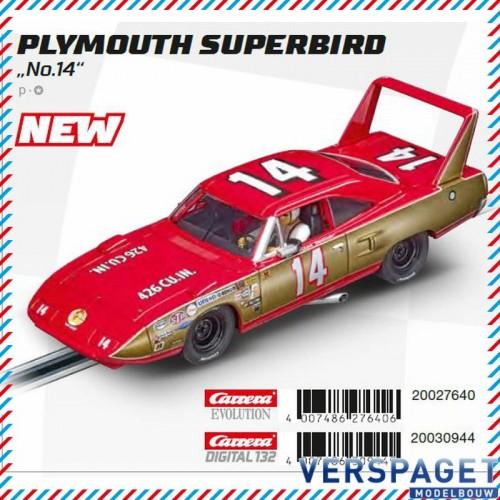 Plymouth Superbird Nr. 14 -30944