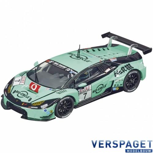 "Lamborghini Huracan GT3 ""Konrad Motorsport, No.7"", Digital 132 w/Lights"