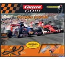 Young Stars Max Verstappen & s. Vettel -62390
