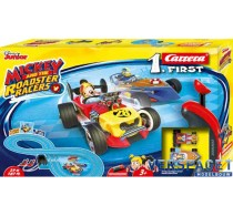 First Racebaan  Mickey & Roadster Racers -63012