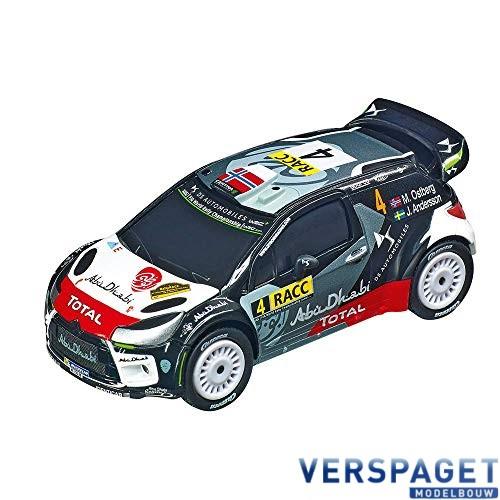 Citroën DS3 WRC Citroën WRT M.Ostberg -64156