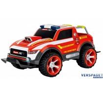 Fire Fighter Watergun Monstertruck -142035