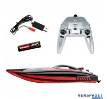 Catamaran Race Boat 2.4Ghz RTR -301016