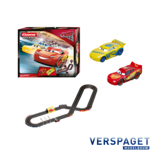 Disney·Pixar Cars 3 Fast Friends  Go 1/43 62419