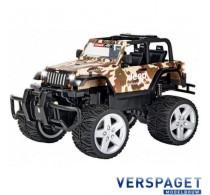 Jeep Wrangler Rubicon & Winch -162122