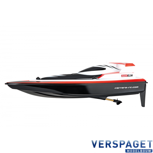Red Race Boat 2.4Ghz RTR -301010
