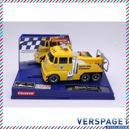 Sleepwagen Wrecker ADCC, w/Flashing Lights Digital 132 -20978