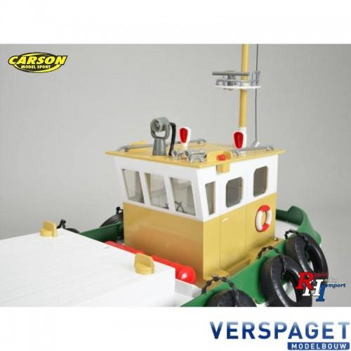 Fischkutter Cux-15 2.4GHz 100% RTR -108031