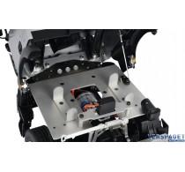Aluminium Accuhouder  -907591