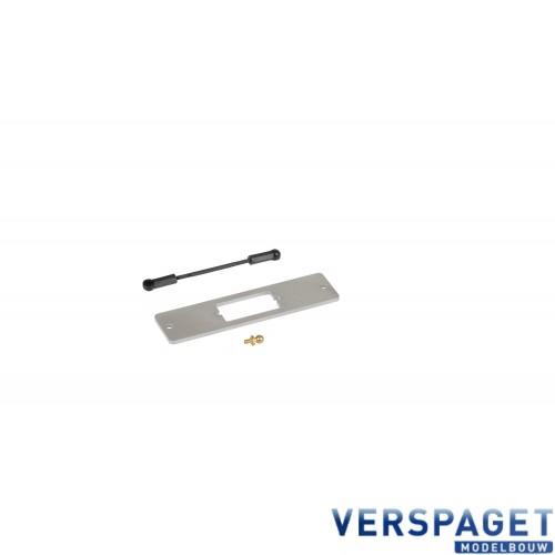 Aluminium Servohouder  Versnellingbak -907594