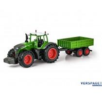Traktor Fendt 1050 Vario & Aanhanger 100% RTR -907314