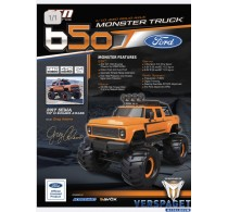 FORD B50 | 1/10 SOLID AXLE |  RTR TRUCK -8960