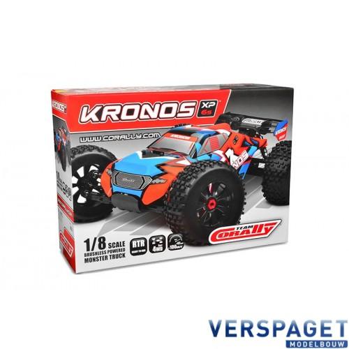 KRONOS XP 6S 1/8 LWB Brushless Monster Truck 4WD RTR Model 2021 C00172