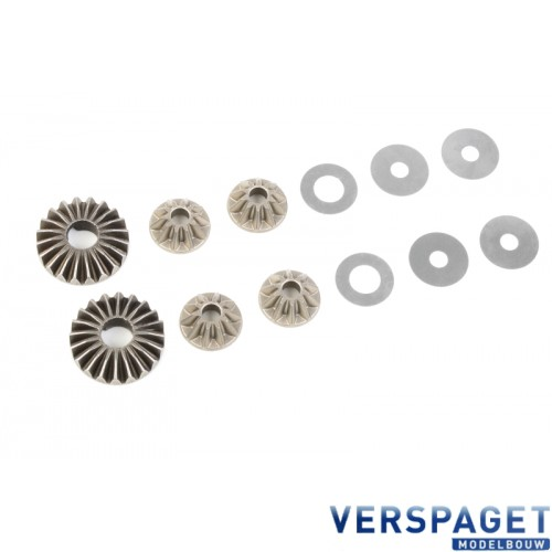 Diff Case - Center - Composite - Diff Gears 1 pc -C-00180-090