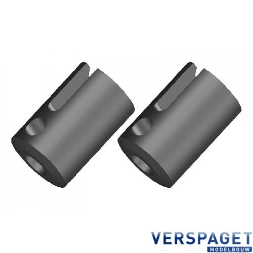 Pinion Outdrive Cup - RTR - Steel - 2 pcs - C-00180-155-1