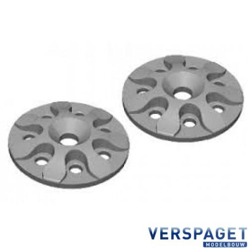 Washer - Aluminium - 2 Pcs -C-00180-157