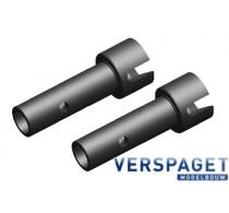 Drive Axle - Rear - Steel - 2 pcs -C-00180-370