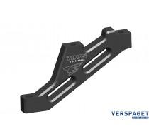 Alu Front chassis brace for Dementor - Shogun - Kronos - Python  C-00180-387