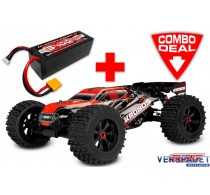 KRONOS XP 4S Combo - w/ LiPo Battery TC Power Racing 50C 4S 5400mAh