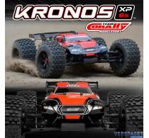 KRONOS XP 6S 1/8 LWB Brushless Monster Truck 4WD RTR C00170