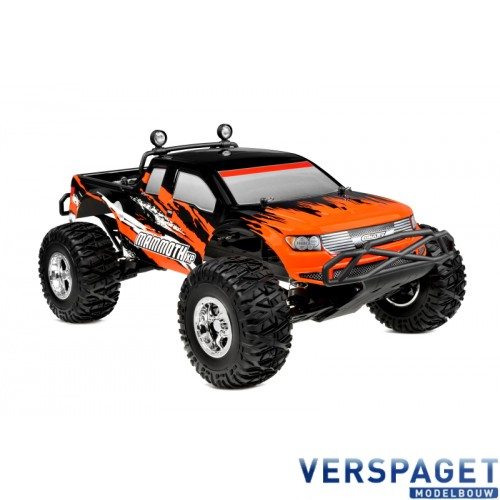 Mammoth XP Brushless Power 1/10 Monster Truck C00255 Introductie prijs