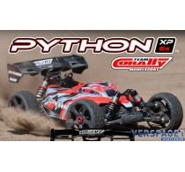 Python XP 6S 1/8 Brushless Buggy 4WD RTR C00181 Introductie prijs