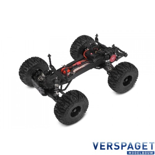 Triton XP Brushless Power 1/10  Monster Truck C00251 Introductie prijs