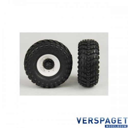 KC6L 1/12 6x6x Truck Crawling kit  -CRO90100015