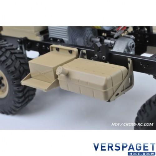 HC4 1/10 4x4 Crawling/Truck Kit -CRO90100024