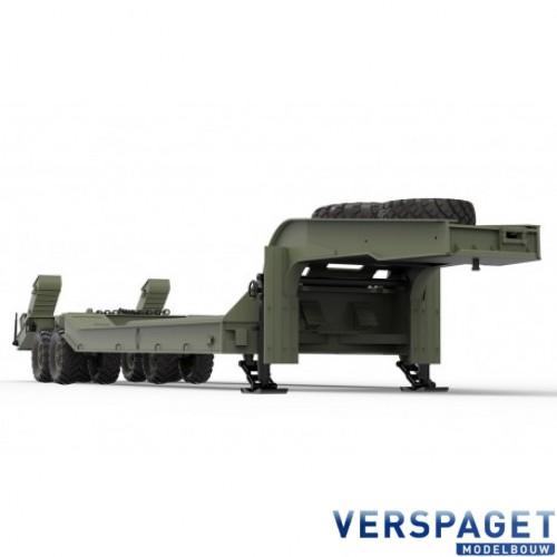Semi-Trailer T247 For BC8 MAMMOTH 1/12 8X8 -CRO90100034